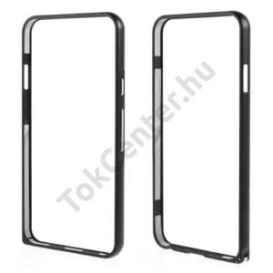 Huawei Honor 5X Telefonvédő alumínium keret (BUMPER) FEKETE