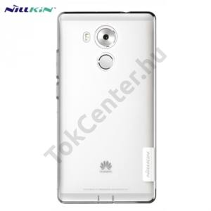 Huawei Mate 8 NILLKIN NATURE telefonvédő gumi / szilikon (0.6 mm, ultravékony) ÁTLÁTSZÓ