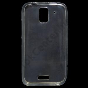 Huawei Ascend Y360 Telefonvédő gumi / szilikon (ultravékony) ÁTLÁTSZÓ