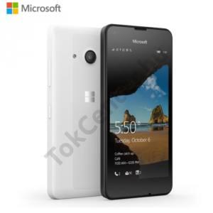 Microsoft Lumia 550 MOBILTELEFON készülék MICROSOFT Lumia 550 LTE (White) 1SIM kártyás!