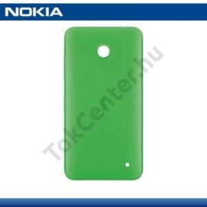 Nokia Lumia 630 Műanyag telefonvédő (akkufedél) ZÖLD