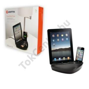 Asztali töltő DUAL (iPAD és iPhone egyidőben, MFi Apple engedélyes)