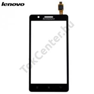 Lenovo A536 Plexi ablak, érintőpanellel FEKETE