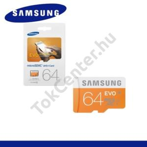 MEMÓRIA KÁRTYA TransFlash 64 GB (microSD EVO - Class 10) - adapter nélkül