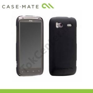 HTC Sensation (Z710e) CASE-MATE műanyag telefonvédő BARELY THERE - FEKETE