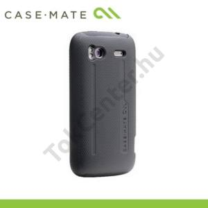 HTC Sensation (Z710e) CASE-MATE műanyag telefonvédő TOUGH PROTECTION - FEKETE