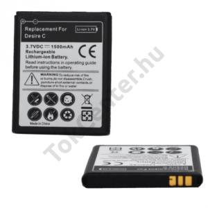 HTC Desire 200 Akku 1500 mAh LI-ION (BA S850 kompatibilis)