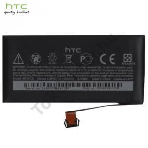 HTC One V (T320e) Akku 1500 mAh LI-ION (belső akku, beépítése szakértelmet igényel! BJ76100 / 35H00192-00M kompatibilis)