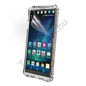 LG V20 Képernyővédő fólia, törlőkendővel (1 db-os) CLEAR