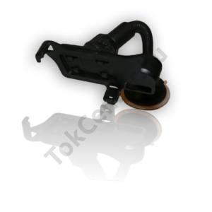 Samsung GT-S5230 Gépkocsi / autó tartó tapadókorongos FEKETE