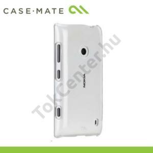 Nokia Lumia 520 CASE-MATE BARELY THERE műanyag telefonvédő (ultrakönnyű) ÁTLÁTSZÓ