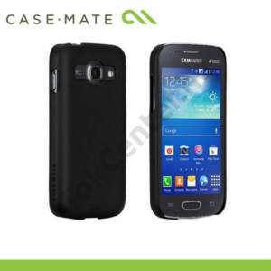 Samsung Galaxy Ace 3 LTE (GT-S7275) CASE-MATE műanyag telefonvédő BARELY THERE - FEKETE