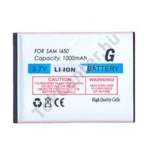 Samsung SGH-I450 Akku 1000 mAh LI-ION (AB494051BEC kompatibilis)