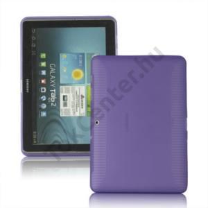Samsung Galaxy Tab2 10.1 (P5100) Telefonvédő gumi / szilikon LILA