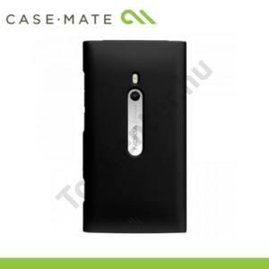 Nokia Lumia 800 CASE-MATE műanyag telefonvédő BARELY THERE - FEKETE