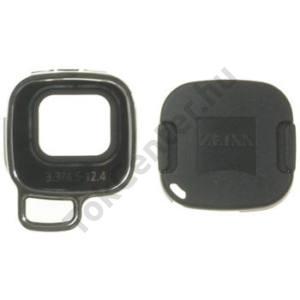Nokia N93 Készülék kamera körüli rész és kamera takaró