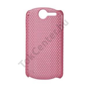 Huawei Ideos X5 Pro (U8800) Műanyag telefonvédő lyukacsos RÓZSASZÍN