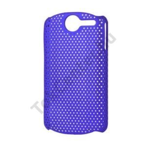 Huawei Ideos X5 Pro (U8800) Műanyag telefonvédő lyukacsos KÉK