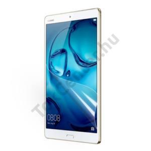 Huawei Mediapad M3 8.4 Képernyővédő fólia, törlőkendővel (1 db-os) CLEAR