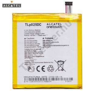 Alcatel Pixi 4 (6) 3G (OT-8050D) Akku 2580 mAh LI-ION