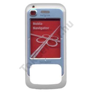 Nokia 6110 Navigator (2007) Készülék előlap FEHÉR