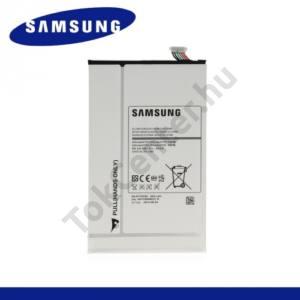 Samsung Galaxy Tab S 8.4 LTE (SM-T705) Akku 4900 mAh LI-ION (belső akku, beépítése szakértelmet igényel!)