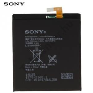 Sony Xperia C3 (D2533) Akku 2500 mAh LI-Polymer (belső akku, beépítése szakértelmet igényel!)