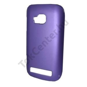 Nokia Lumia 710 Műanyag telefonvédő LILA