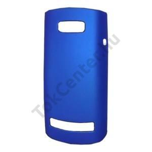 Nokia 303 Asha Műanyag telefonvédő SÖTÉTKÉK
