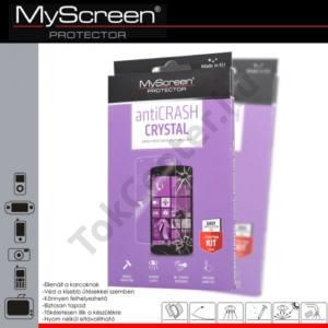 Apple iPhone 5 Képernyővédő fólia törlőkendővel (1 db-os, extra karcálló) ANTI CRASH