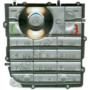 Alcatel OTE C552 Készülék billentyűzet