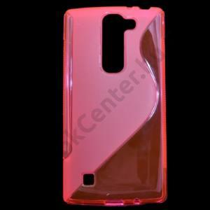 LG G4c (H525n) Telefonvédő gumi / szilikon (S-line) RÓZSASZÍN