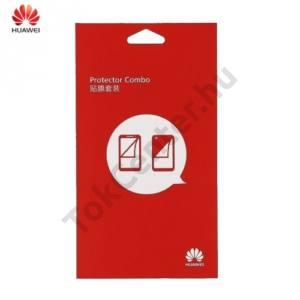 Képernyővédő fólia törlőkendővel (1 db-os) CLEAR