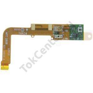 Apple iPhone 3G Antenna átvezető szalagkábel, antenna csatlakozóval