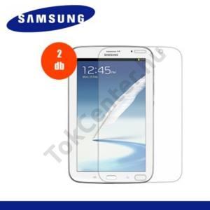 Samsung Galaxy Note 8.0 (GT-N5100) Képernyővédő fólia törlőkendővel (2 db-os) CLEAR