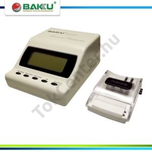 Akkumulátor teszter III (számítógéphez csatlakoztatható)