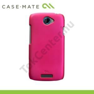 HTC One S (Z520e) CASE-MATE műanyag telefonvédő BARELY THERE - RÓZSASZÍN