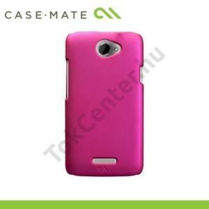 HTC One X (S720e) CASE-MATE műanyag telefonvédő BARELY THERE - RÓZSASZÍN