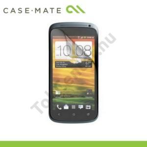 HTC One S (Z520e) CASE-MATE képernyővédő fólia (2 db-os, törlőkendővel) FINGERPRINT