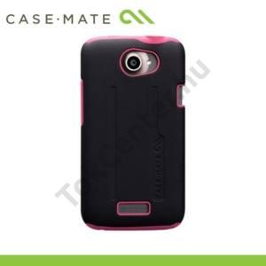 HTC One X (S720e) CASE-MATE műanyag telefonvédő TOUGH PROTECTION - RÓZSASZÍN