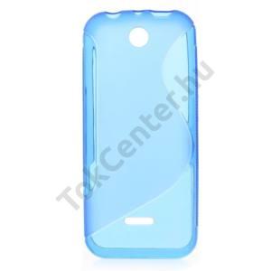 Nokia 225 Telefonvédő gumi / szilikon (S-line) KÉK