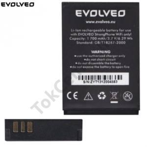 Evolveo Stongphone WIFI Akku 1700 mAh LI-ION