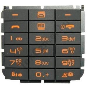 Alcatel OTE E801 Készülék billentyűzet - BONTOTT