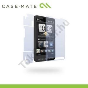 HTC Touch HD (T8282) CASE-MATE készülékvédő fóliaburkolat CLEAR ARMOR (2 db-os, Invisible Shield)