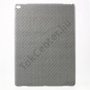 APPLE IPAD Pro 12.9 Műanyag telefonvédő (fekete pöttyös) FEHÉR