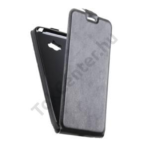 Asus Zenfone Max (ZC550KL) Tok álló, bőr (FLIP, mágneses) FEKETE