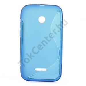 Huawei Ascend Y210 (U8685) Telefonvédő gumi / szilikon (S-line) KÉK