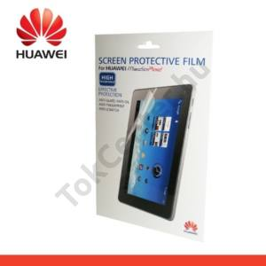 Huawei MediaPad (S7-301u) Képernyővédő fólia törlőkendővel (1 db-os)  CLEAR