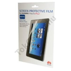 Huawei MediaPad (S7-301u) Képernyővédő fólia törlőkendővel (1 db-os)  MATT