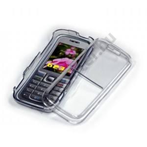 Nokia 6233 Átlátszó crystal tok